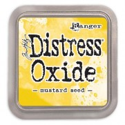 Distress Oxide Ink Mustard Seed