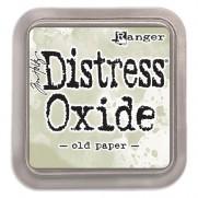 Distress Oxide Ink Old Paper