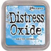 Distress Oxide Ink Salty Ocean