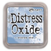 Distress Oxide Ink Stormy Sky
