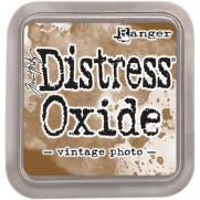 Distress Oxide Ink Vintage Photo