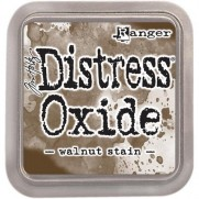 Distress Oxide Ink Walnut Stain