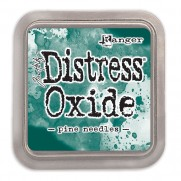 Distress Oxide Ink Pine Needles