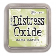 Distress Oxide Ink Shabby Shutters