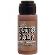 Tim Holtz Distress Stain Métallique Antique Bronze