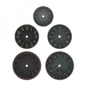 Tim Holtz Timepieces Watch Faces