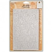 Tim Holtz Grungeblocks