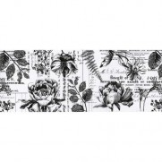 Tim Holtz papier pour collage Botanical