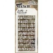 Tim Holtz Stencil Concerto