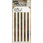 Tim Holtz Stencil Shifter Stripes