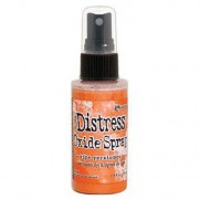 Tim Holtz Distress Oxide Spray Ripe Persimmon