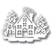 Tutti Designs Die Maisonnette Hivernale