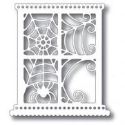 Tutti Designs Die Toile d'araignée dans une fenêtre