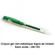 Signo Uni-Ball Vert