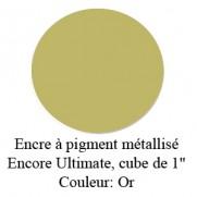 Encre Encore Ultimate Métallique Or