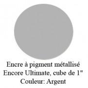 Encre Encore Ultimate Métallique Argent