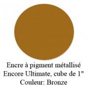 Encre Encore Ultimate Métallique Bronze