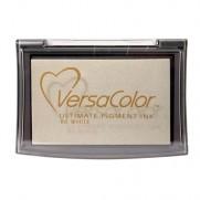 Encre Versacolor Pads Blanc 1 7/8 x 3.0 pouces