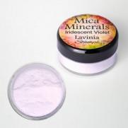 Lavinia Mica Minerals Iridescent Violet