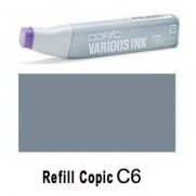 Copic Cool Gray Refill - C6