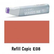 Copic Brown Refill - E08
