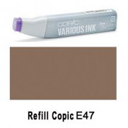 Copic Dark Brown Refill - E47