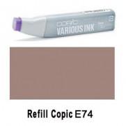 Copic Cocoa Brown Refill - E74