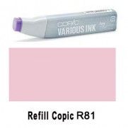Copic Rose Pink Refill - R81
