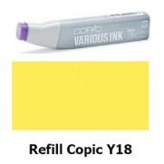 Lightning Yellow - Y18 - 25ml