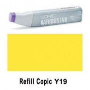 Copic Napoli Yellow Refill - Y19