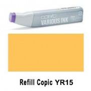 Copic Pumpkin Yellow Refill - YR15