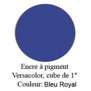 Encre Versacolor Bleu Royal