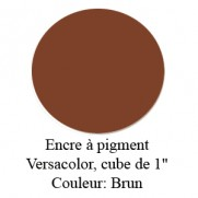 Encre Versacolor Brun