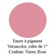 Encre Versacolor Vieux Rose