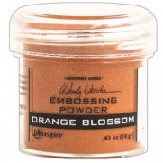 Poudre embossage Wendy Vecchi Orange Blossom