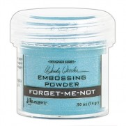 Poudre embossage Wendy Vecchi  Forget-Me-Not