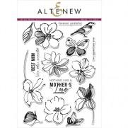 Étampe Altenew Wild Hibiscus
