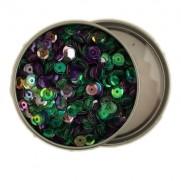 Buttons Galore Sequins 6mm Osé & Brillant
