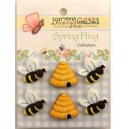 Abeilles & ruches BG