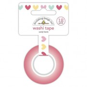 Doodlebug Washi Tape Coeurs