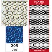 Peel Off Polka Dots Bleu