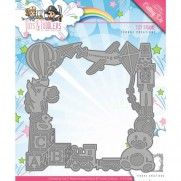Yvonne Creations Die Tots & Toddlers Cadre Jouets