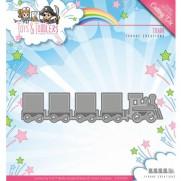 Yvonne Creations Die Tots & Toddlers Train