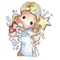 Étampe Magnolia Tilda Twinkel Star