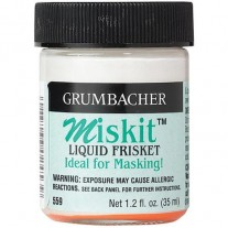 Grumbacher Miskit Liquid Frisket