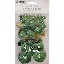 49 And Market Fleurs Potpourri Vert Bouteille