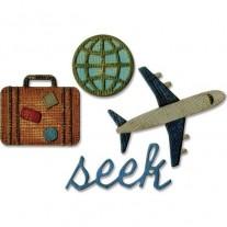 Sizzix Sidekick Side-Order Set - Voyage