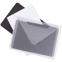 Sizzix Enveloppes plastiques & Feuilles Magnétiques