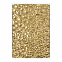 Sizzix Plaque embossage 3D Crackle