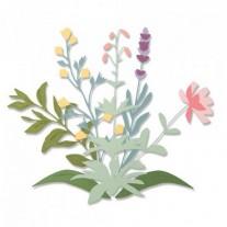 Sizzix Die Thinlits Tiges du printemps